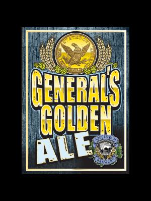 General's Golden Ale