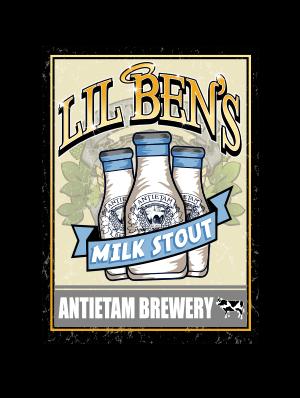 Lil' Ben's Milk Stout