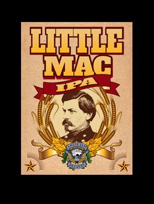 Little Mac Grapefruit IPA