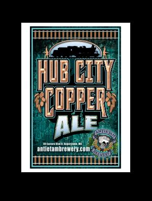 Hub City Copper Ale